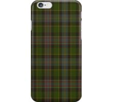 00167 Wisconsin District Tartan  iPhone Case/Skin