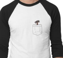 Wall-E Pocket Men's Baseball ¾ T-Shirt