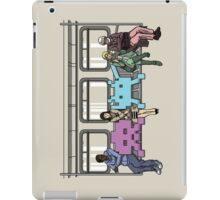Space Invasion iPad Case/Skin