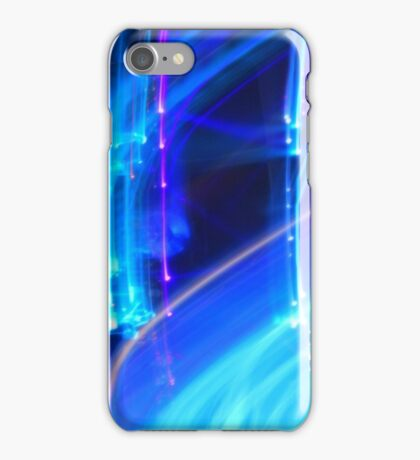 Microbes Fall From Space iPhone Case/Skin