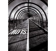 The Tunnel Photographic Print
