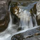 A stream on Mull by SWEEPER