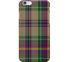 00156 Oregon State Tartan  iPhone Case/Skin