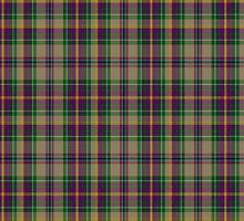 00156 Oregon State Tartan  by Detnecs2013
