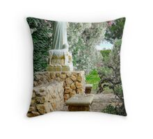 Sit With Me - Sketch Throw Pillow