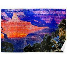 Canyon Sunrise - HC Poster