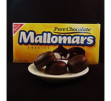 Mallomars: the best Cookie in the World Photographic Print