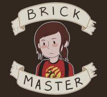 Ellie-Brick Master by Tristen Dunman