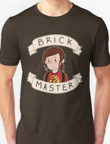 Ellie-Brick Master T-Shirt