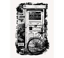 doorway to the past Photographic Print