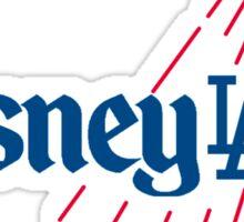 DisneyLAnd 2 Sticker