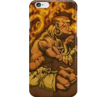 Dhalsim 25 iPhone Case/Skin