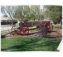 Colorado Wagon Poster