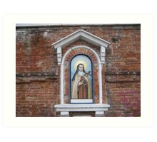 St. Therese in Venice Art Print