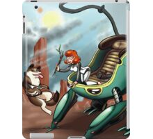 Vivi and Constantine iPad Case/Skin