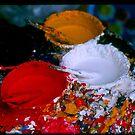 Painter's Palette by Chet  King