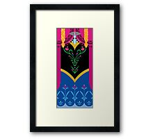 For the First Time in Forever  Framed Print