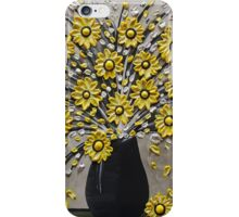 The Yellow Bouquet iPhone Case/Skin