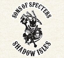 Sons Of Specters (Clean) (White/Sticker) by Banobo