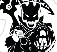 Sons Of Specters (Clean) (White/Sticker) Sticker