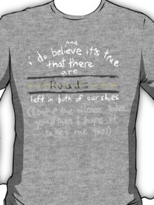 Death Cab For Cutie - Soul Meets Body - Chorus T-Shirt