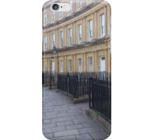 Bath Buildings iPhone Case/Skin