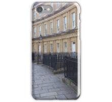 Bath Buildings iPhone Case/Skin