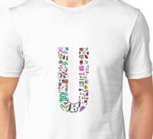 BS ABC's: U Unisex T-Shirt