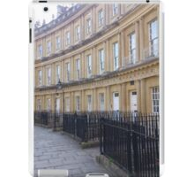 Bath Buildings iPad Case/Skin