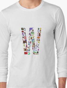 BS ABC's: W Long Sleeve T-Shirt