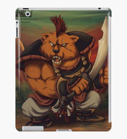 Sanzoku Kuma iPad Case/Skin