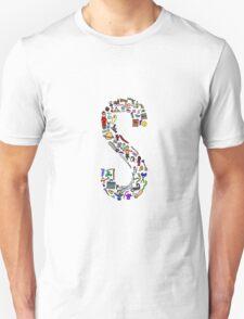 BS ABC's: S Unisex T-Shirt