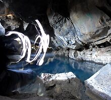 Iceland Underground Cave - with extra by Andy Sinclair