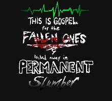Panic! At The Disco - This Is Gospel For The Fallen Ones, Locked Away In Permanent Slumber Unisex T-Shirt