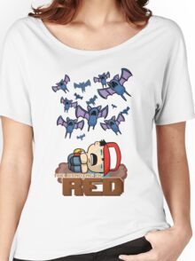 The Binding of Red Women's Relaxed Fit T-Shirt