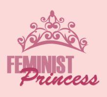 Feminist Princess Kids Clothes