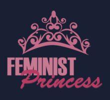 Feminist Princess One Piece - Short Sleeve