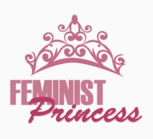 Feminist Princess One Piece - Short Sleeve