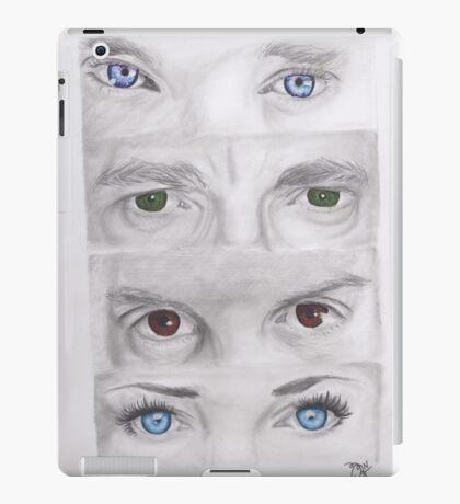 """Sherlock"" Eyes iPad Case/Skin"