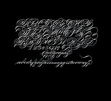 Calligraphy by schinloong