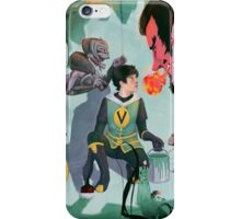 Journey into Misery iPhone Case/Skin
