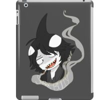 Shark Bully - BULLY HARDER EDITION iPad Case/Skin