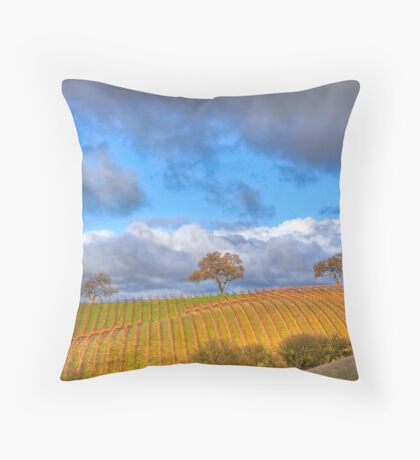 Cultivate Throw Pillow