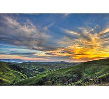Sky View Photographic Print
