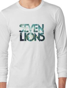 Seven Lions Long Sleeve T-Shirt