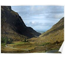 Gap of Dunloe, Killarney, Kerry, Ireland Poster