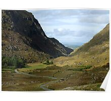 Gap of Dunloe - Killarney, Kerry, Ireland Poster
