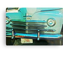 Plymouth 1946 Metal Print