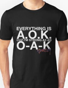 """Watsky Lyric #6"" T-Shirt"