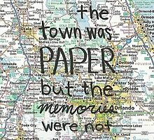 Paper Towns by asdmarisol
